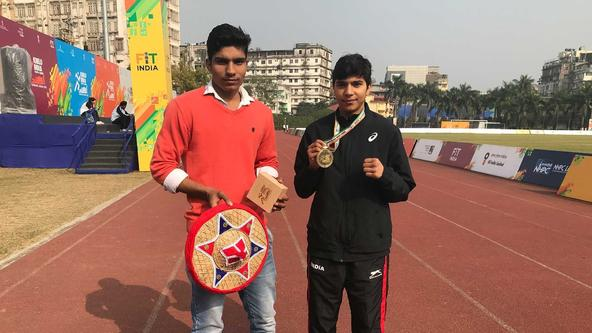 Haryana Girls showcase a clinical performance in Boxing