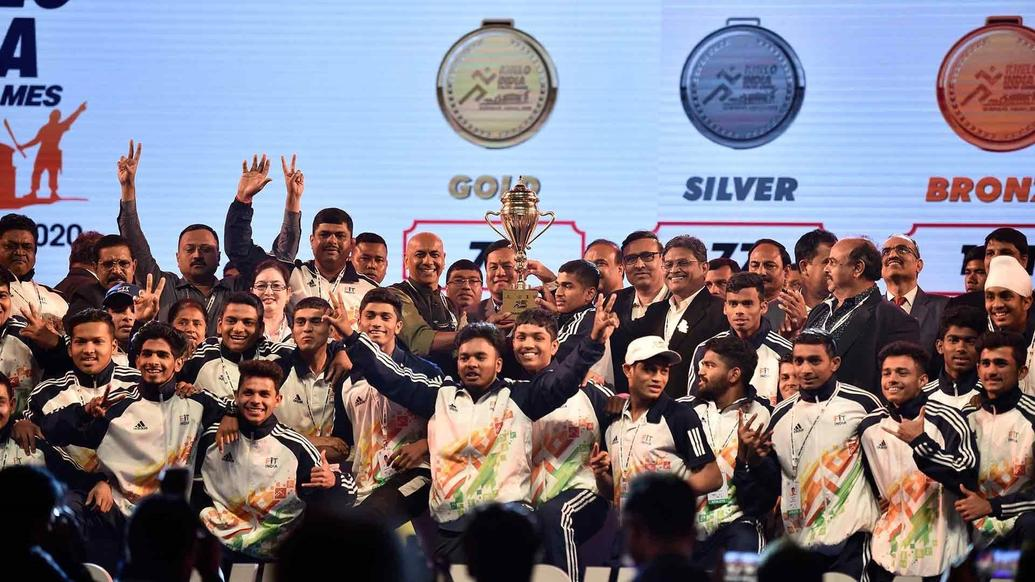 Curtain comes down on Khelo India Youth Games with colourful closing ceremony