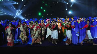 Khelo India Youth Games 2020: Opening Ceremony