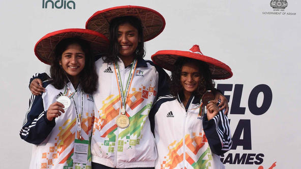 Maharashtra retain Khelo India Youth Games superiority with a whopping 256 medals