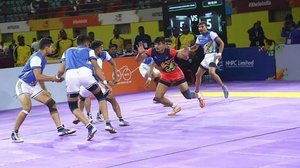 Khelo India Youth Games 2020: Kabaddi semifinal results roundup