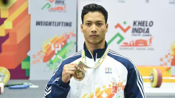 'Should have done better,' says Assam's weightlifter Gulap Gogoi after breaking junior nationals record