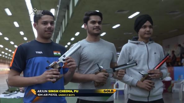 Khelo India Youth Games 2019 Day 6 Highlights