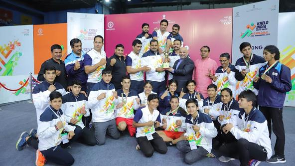 After a half century of medals in wrestling, Haryana do the same in boxing at KIYG 2019