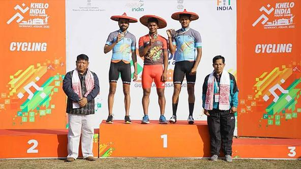 Shopkeeper's son bags gold medal in Khelo India Youth Games